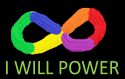 I Will Power Logo