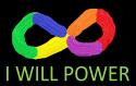 I Will Power Logo